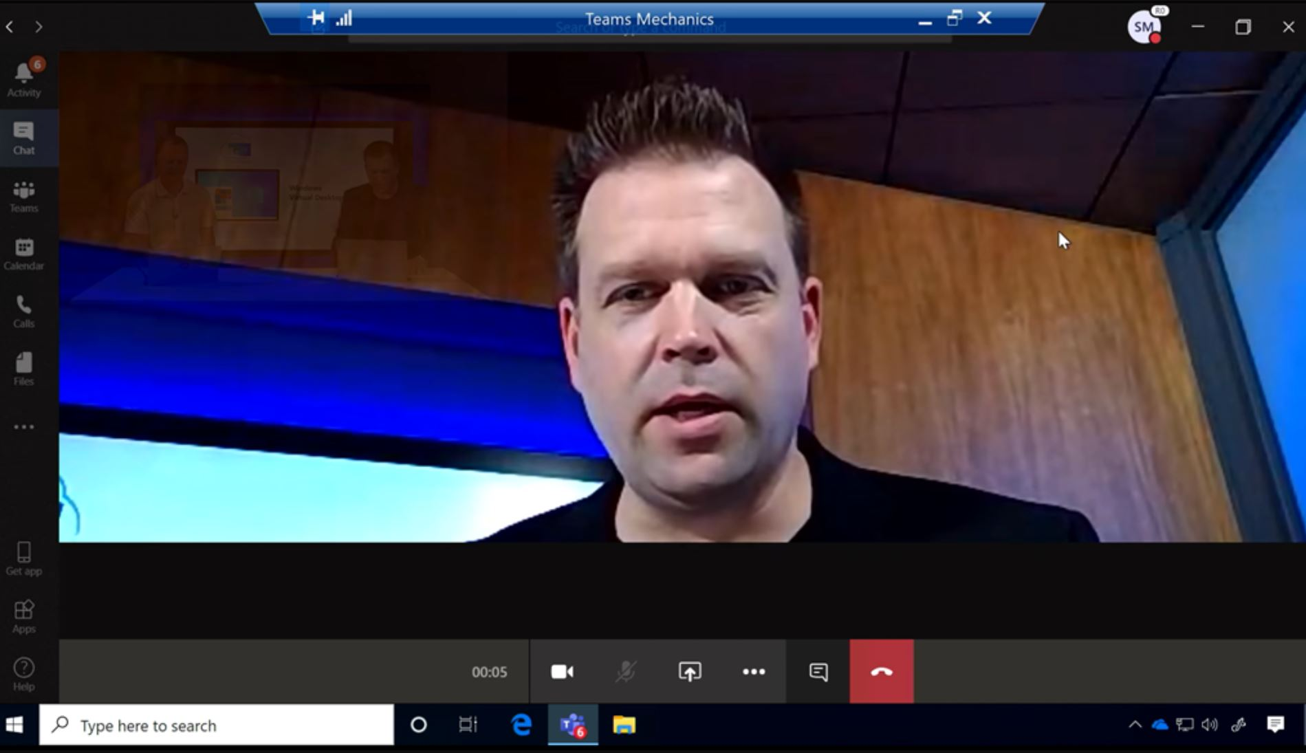 Microsoft Teams Windows Virtual Desktop