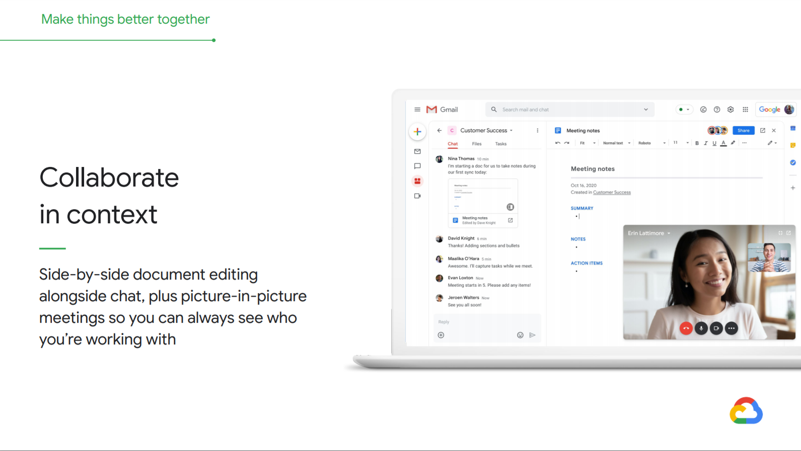 It's Official! Gmail is Getting a Huge Upgrade With Chat and Meet