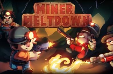 miner meltdown key art
