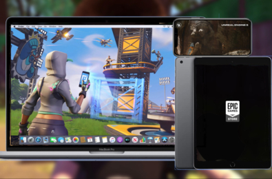 Epic Games iOS Mac terminated