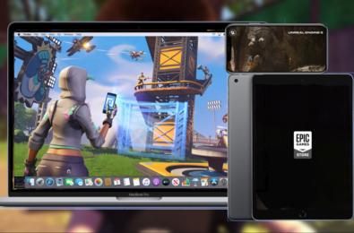 Epic Games iOS Mac terminated
