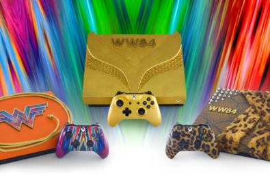 Wonder Woman Xboxes