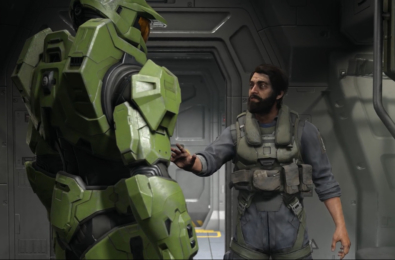 Halo Infinite development Halo Infinite development