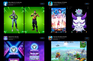 Fortnite iOS delisted
