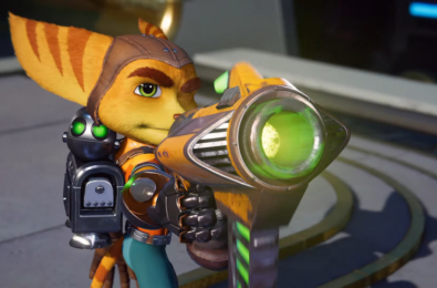 Ratchet and Clank PS5 gameplay
