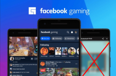 Facebook Gaming iOS