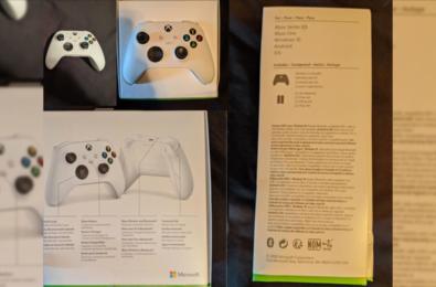 Xbox Series S controller leaked MSPoweruser