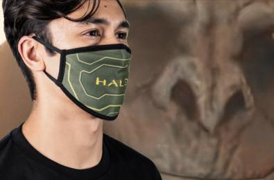 Halo facemasks