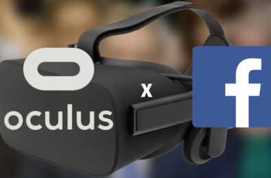 Facebook Reality Labs Oculus VR Facebook