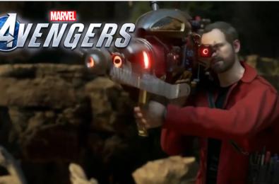 Marvel's Avengers datamine characters