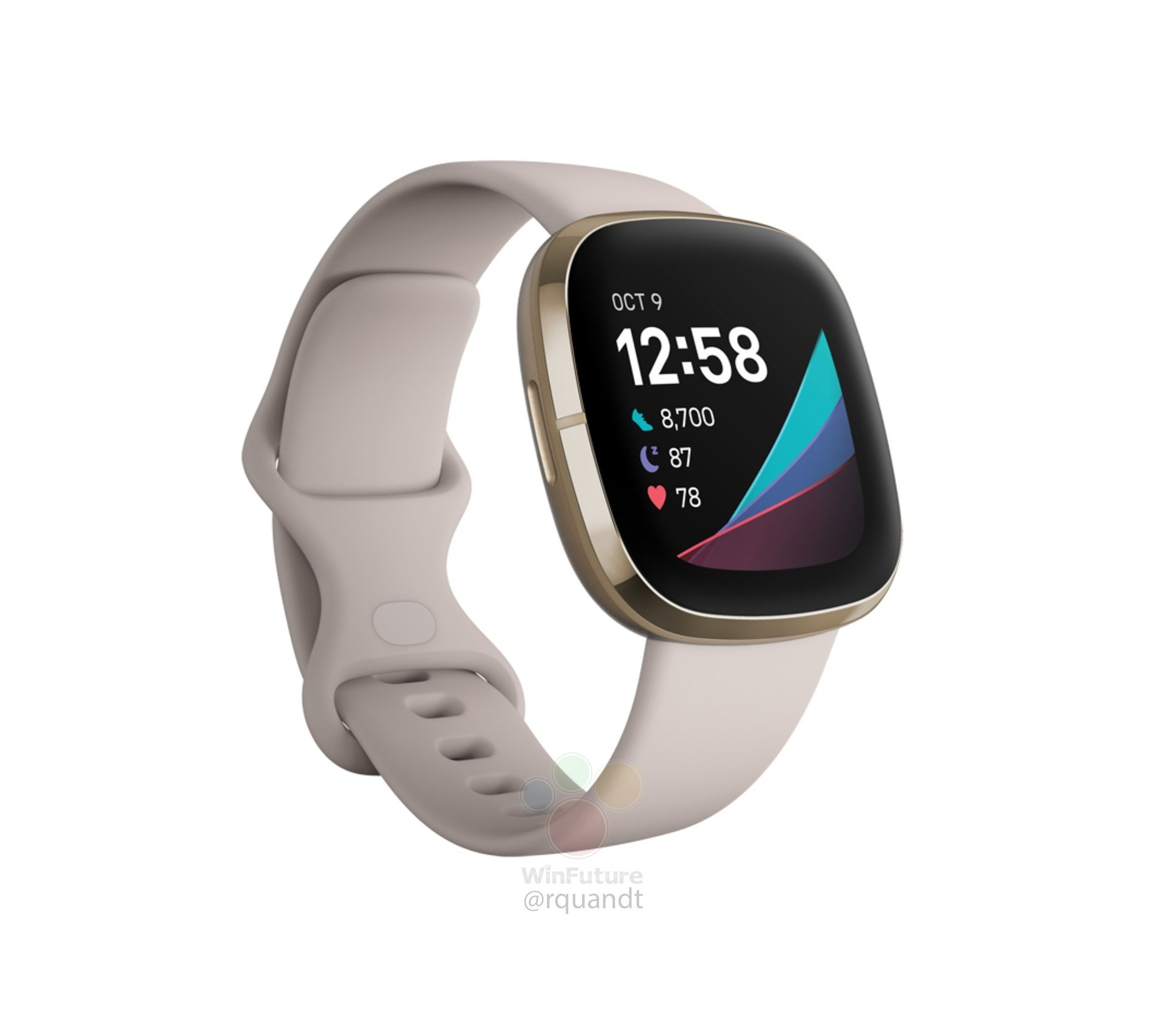 Fitbit Versa 3 and Fitbit Sense smartwatches revealed in leaked images