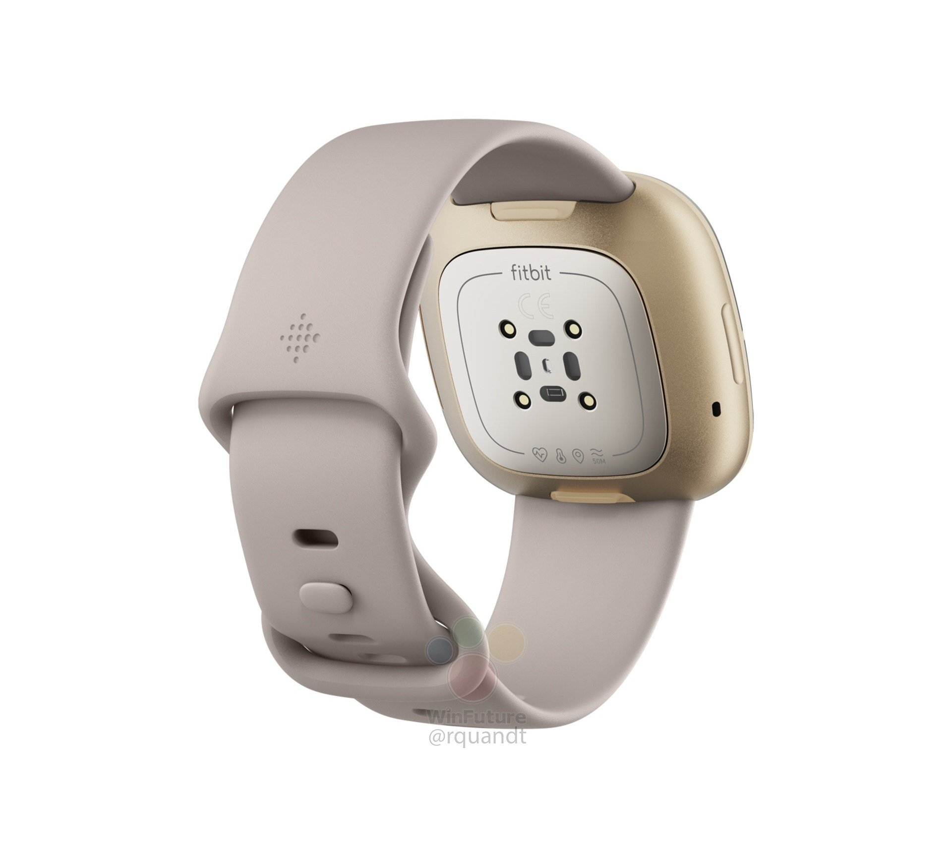 Fitbit's fall line-up leaks, including the new Fitbit Sense and Versa 3