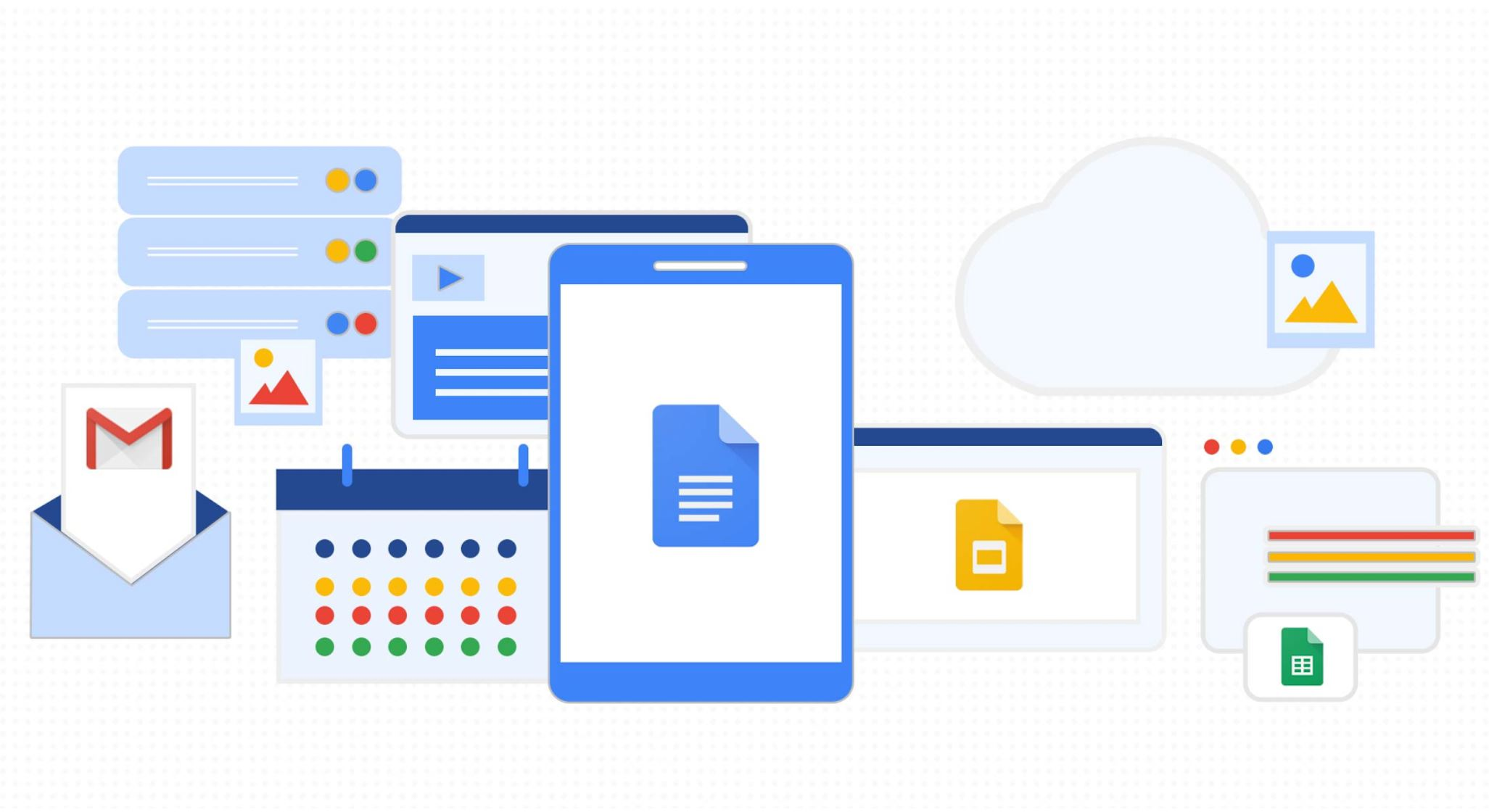 Google Docs, Sheets, and Slides apps to get better