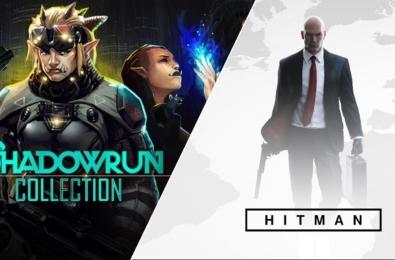 HITMAN shadowrun collection
