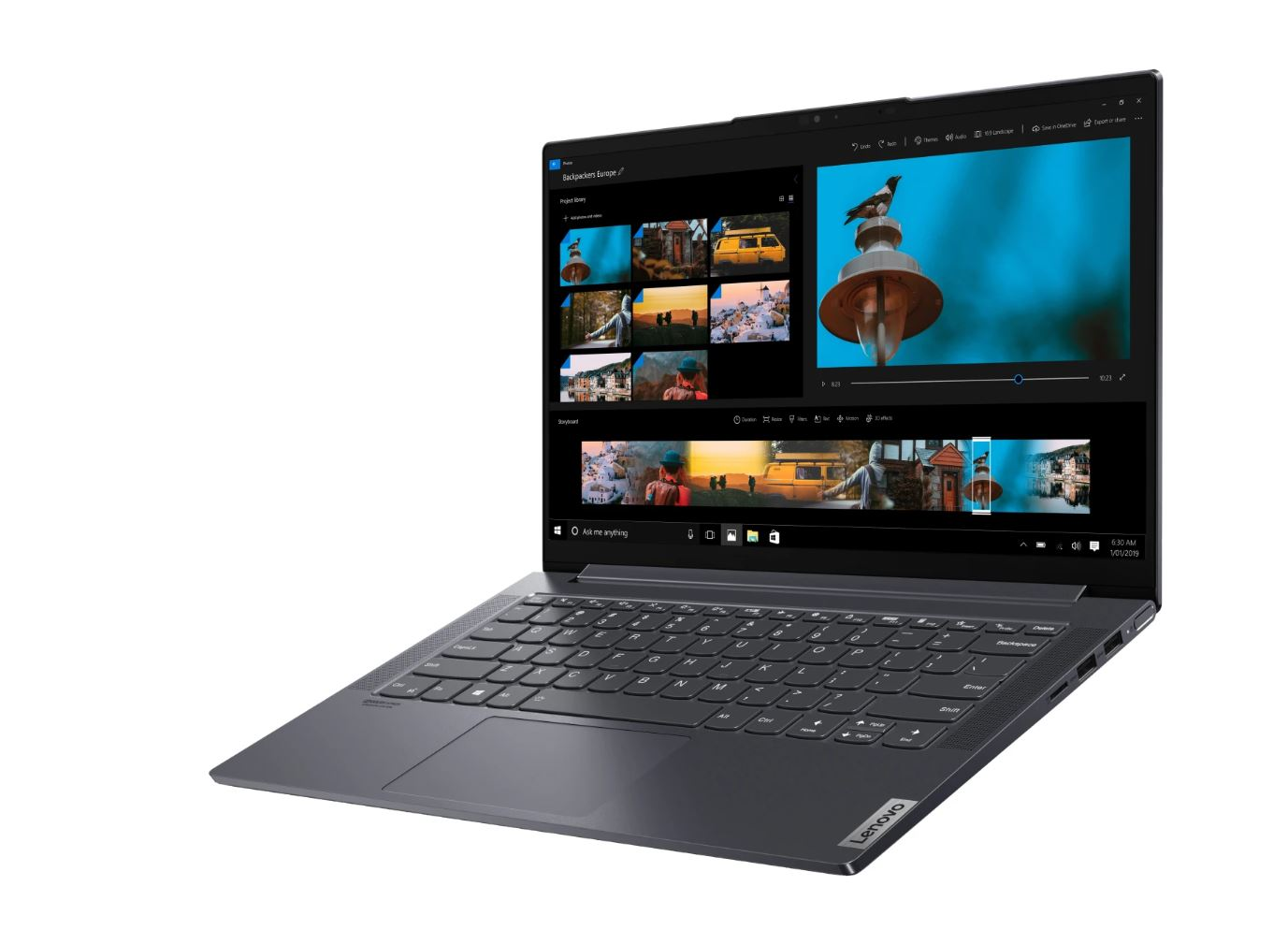 Deal Alert Lenovo Ideapad Slim 7 Laptop With Intel Core I7 16gb Ram And 512gb Ssd Available For 899 Mspoweruser