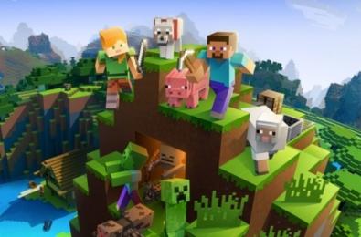 Mojang Minecraft movie