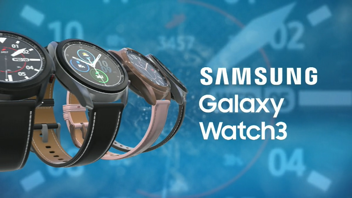 Watch the Samsung Galaxy Watch 3's promotional video for AT&T