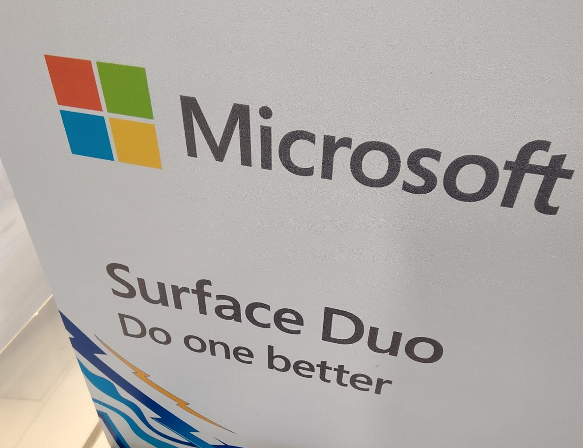 Early camera samples suggest the Surface Duo camera can get the job done - MSPoweruser