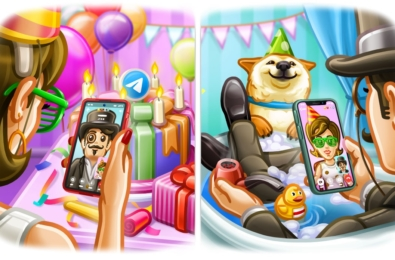 telegram video calls mobile