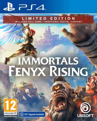 Immortals Fenyx Rising PS5 upgrade