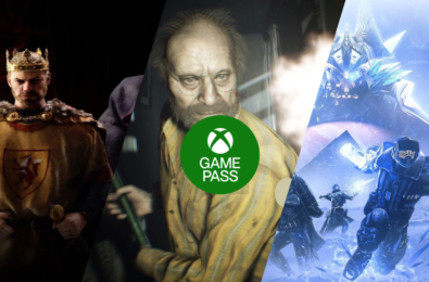 Xbox Game Pass Resident Evil 7 Crusader Kings 3 Destiny 2