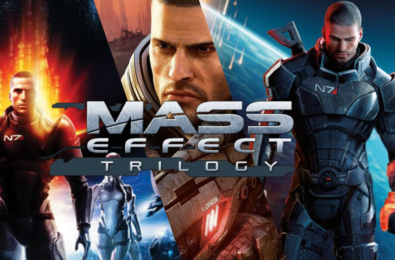 Mass Effect Trilogy Remastered collection