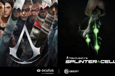 Assassin's Creed VR and Splinter Cell VR
