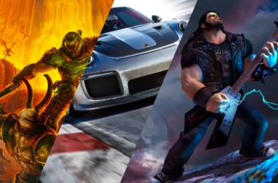 Forza Motorsport 7 Brutal Legend Doom Eternal Xbox Game Pass