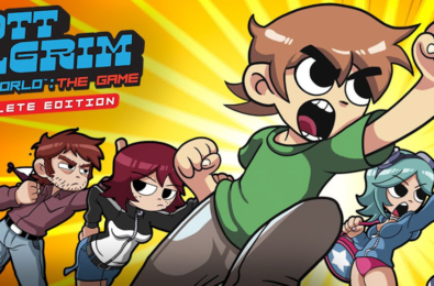 Scott Pilgrim Vs The World The Game Ubisoft