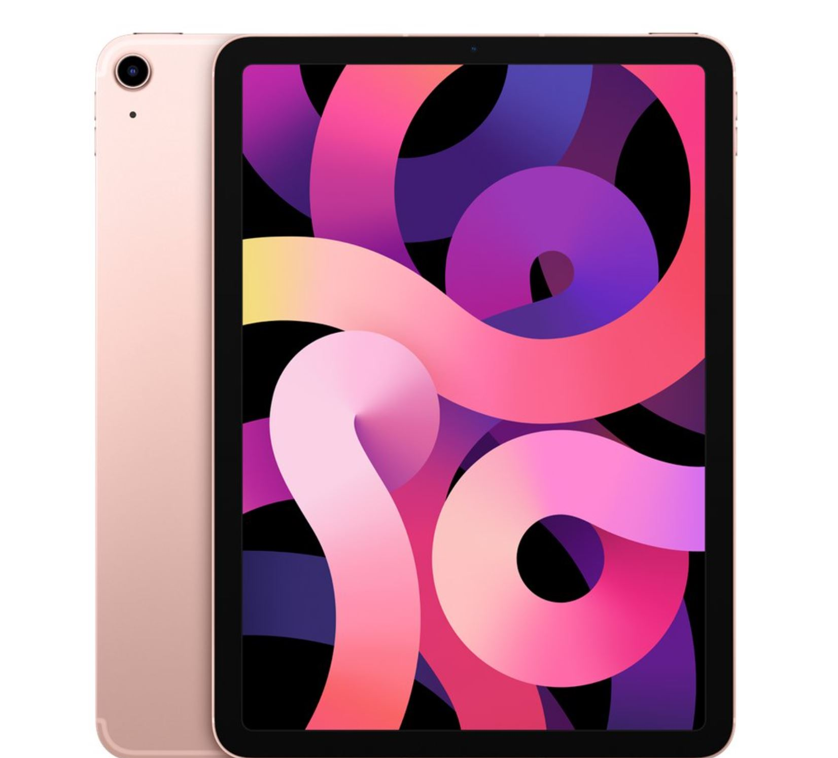 The New Apple Ipad Air 4th Gen Comes With A14 Bionic Processor All Screen Design And Usb C Mspoweruser