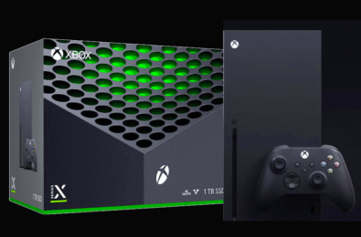 Xbox Series X packaging Xbox Series X box