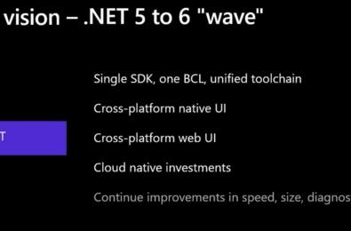 Dot Net 5