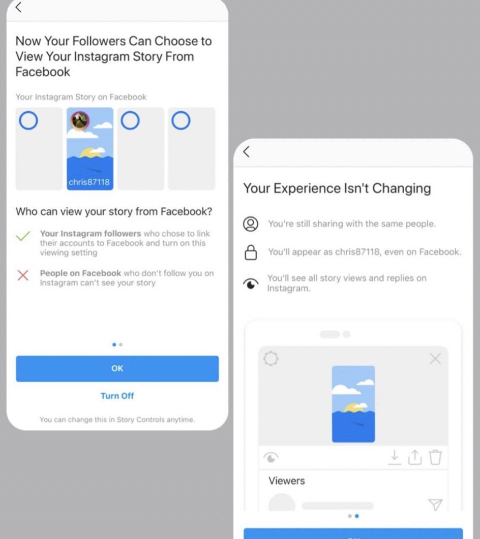 After Messenger chats, Facebook starts merging Instagram Stories with main app
