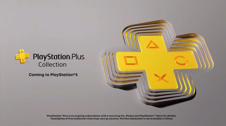 Sony PlayStation Plus Collection