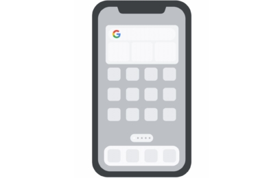 Google Search Widget