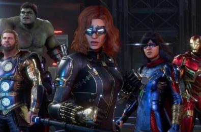 Marvel's Avengers DLSS