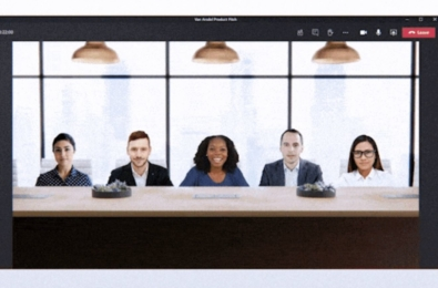 Microsoft Teams Together Mode