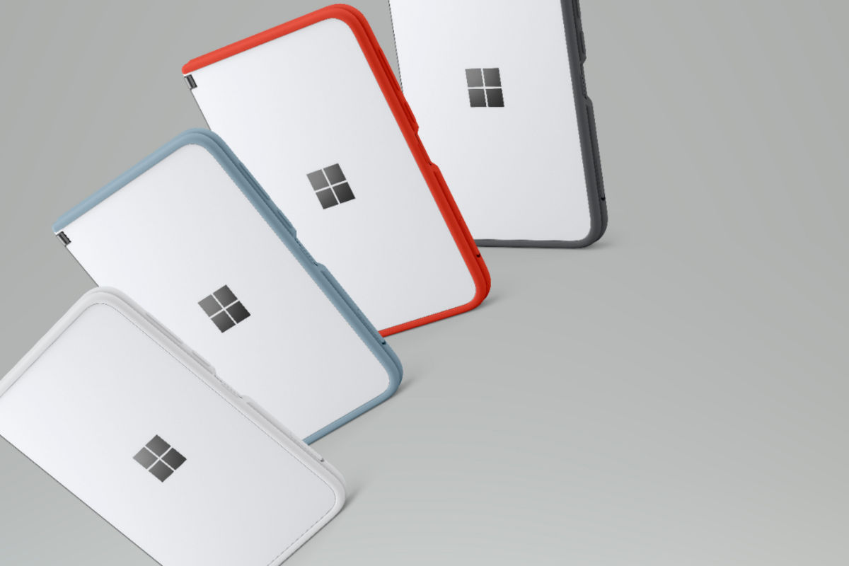 Surface Duo cases