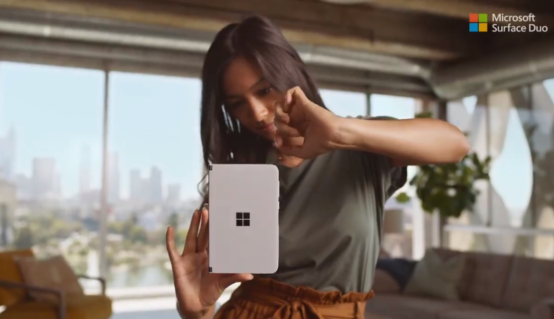 surface duo ad