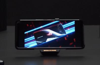 ROG Phone Asus Qualcomm gaming phones