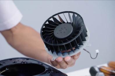 PS5 fan PlayStation 5 fan system updates