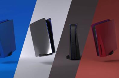 PlateStation 5 custom PS5 faceplates