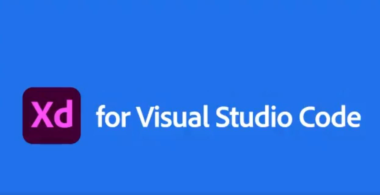 Adobe XD Visual Studio Code