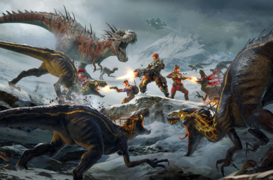 Second Extinction review