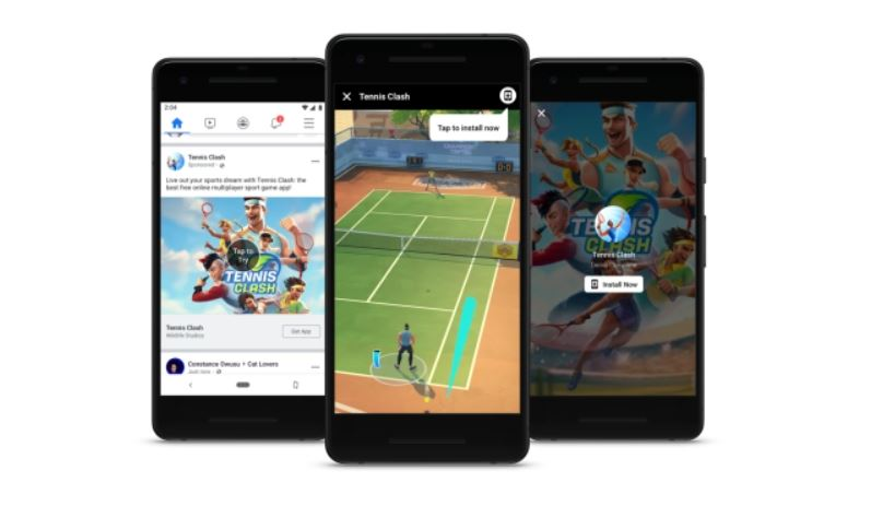 Facebook cloud gaming launches in browsers and on Android - but not iOS