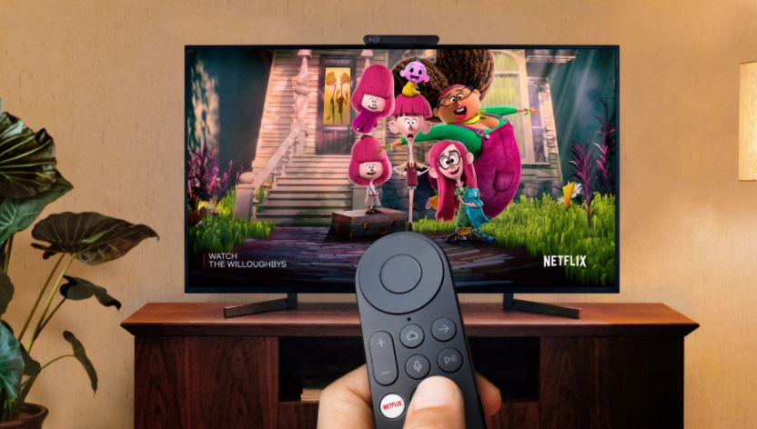 Facebook's portal TV device gets Netflix app