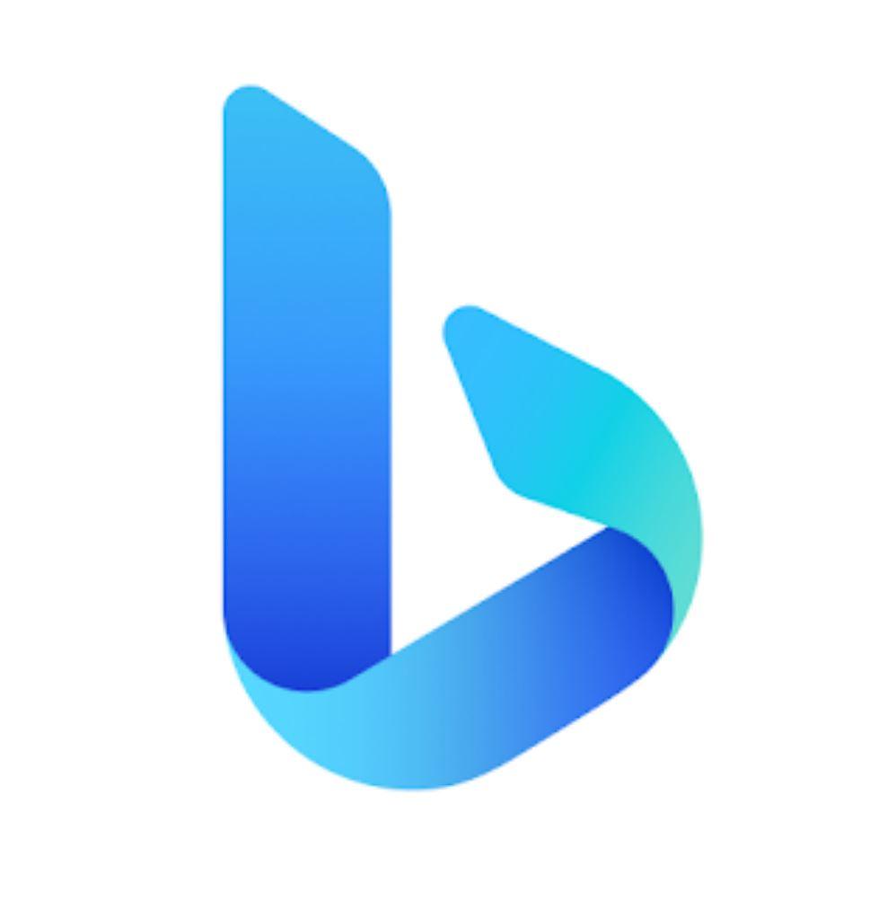 Microsoft Bing logo