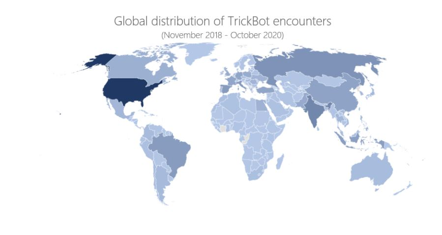Microsoft attempts takedown of global criminal botnet ahead of U.S. election