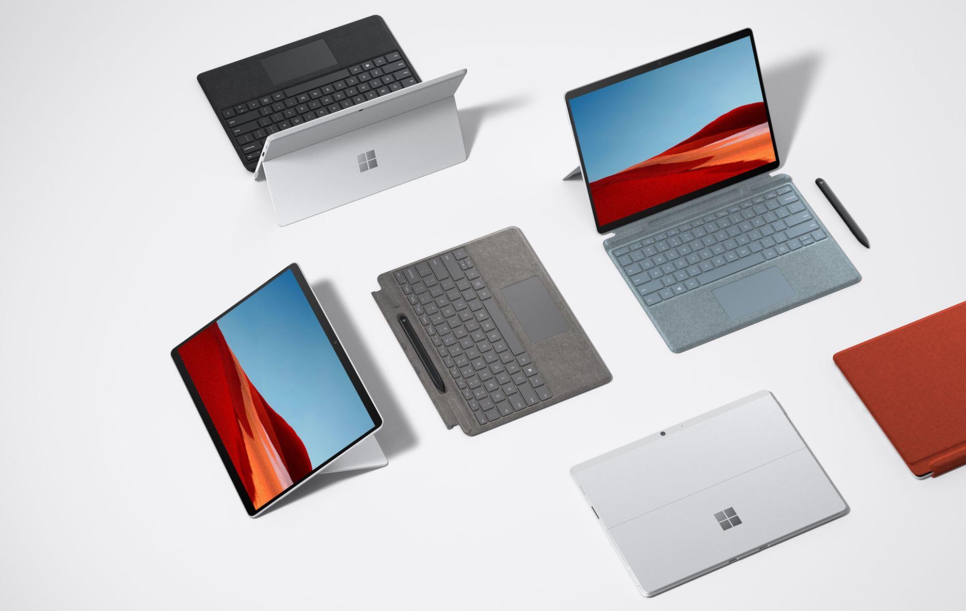 Surface Pro X Platinum