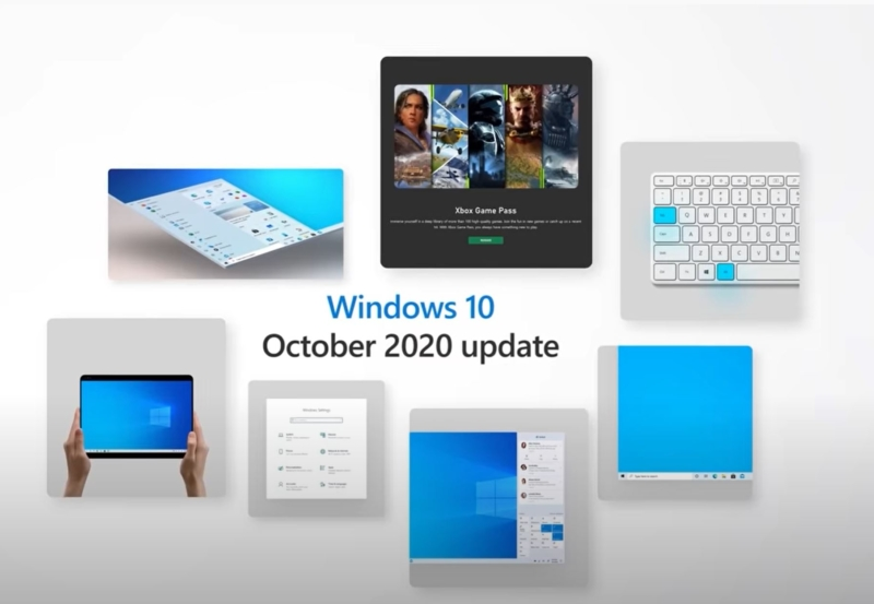 Microsoft Windows 10 October 2020 update known issues